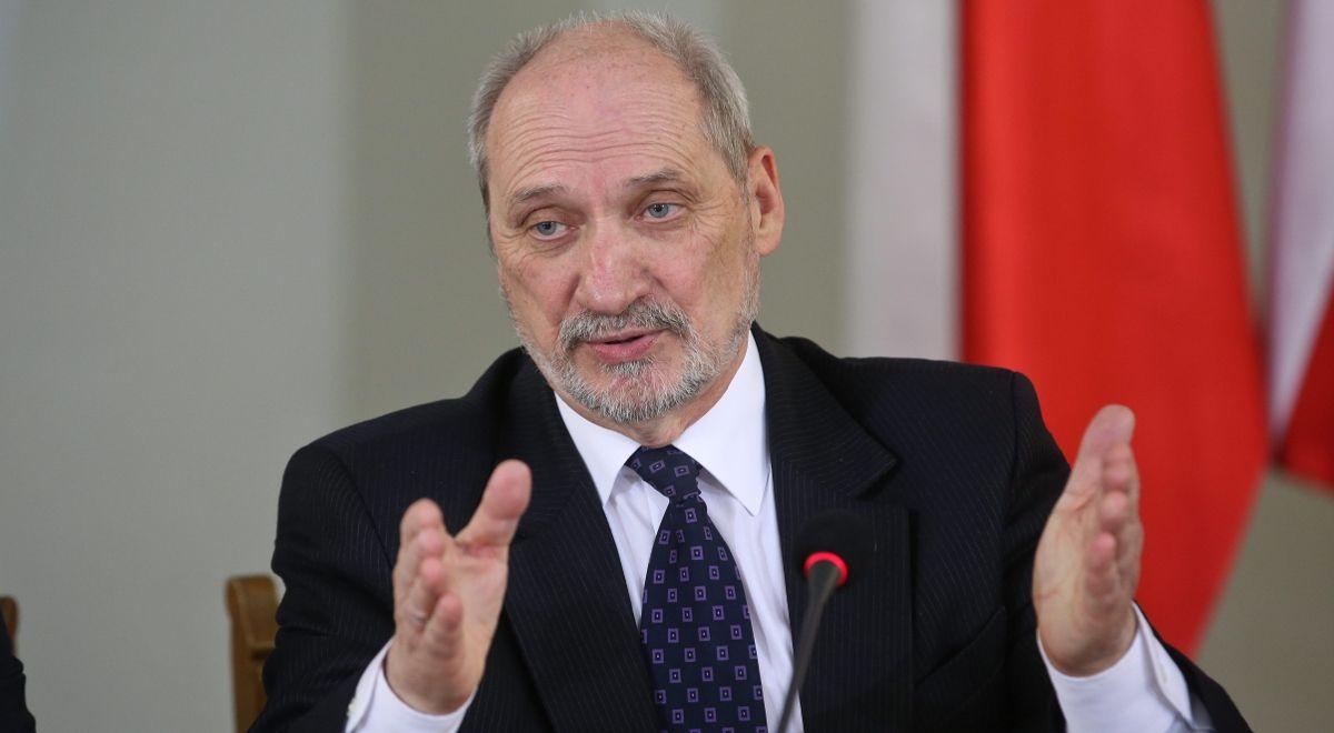 Министр обороны Польши / фото www.polskieradio.pl