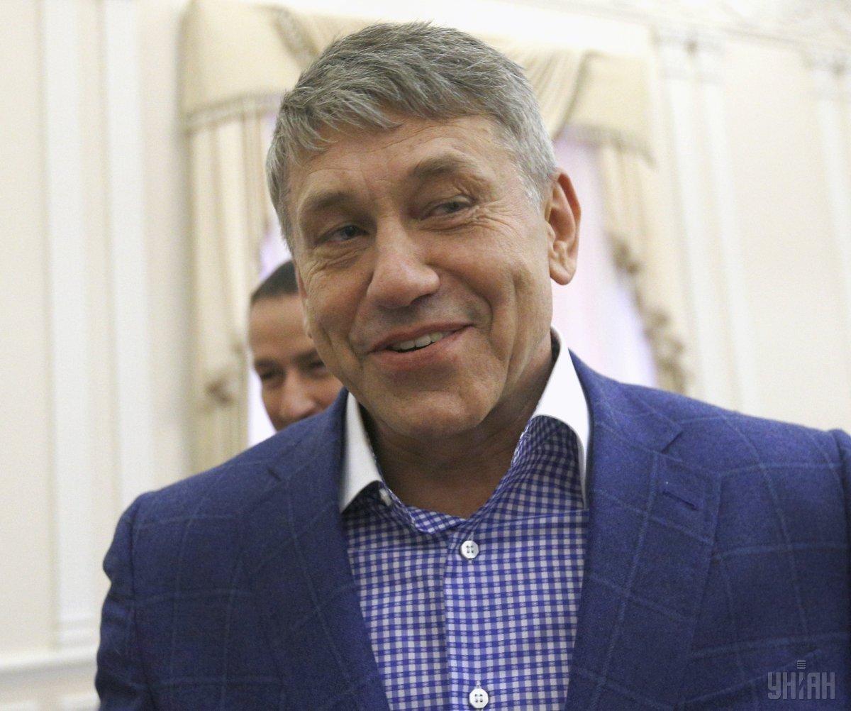 Игорь Насалик задекларировал 140млневро налички