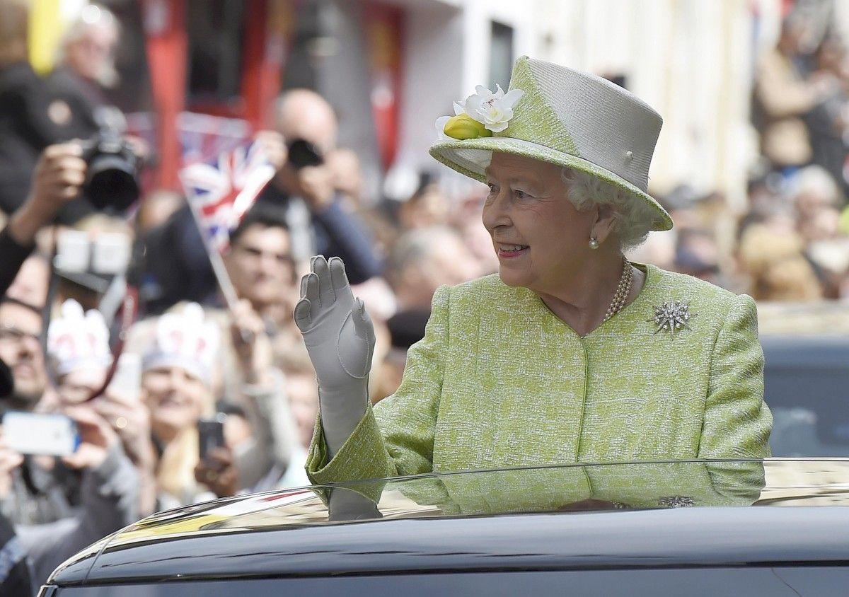 Поздравление от королевы елизаветы 48
