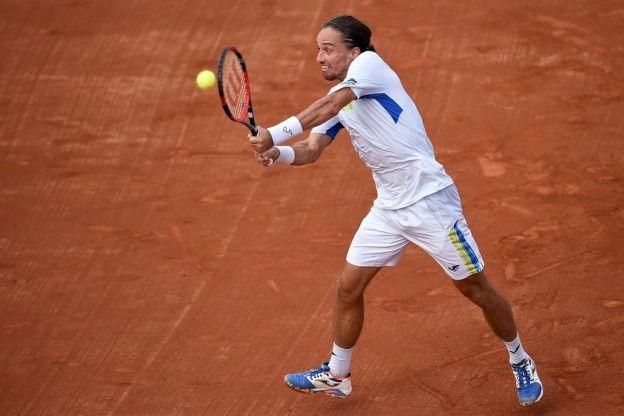 Украинский теннисист Долгополов обыграл жителя России натурнире вБарселоне