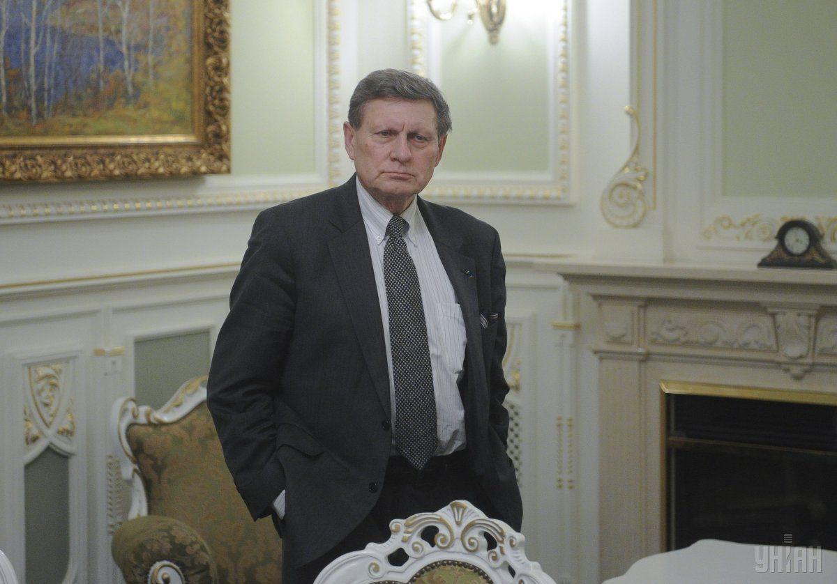 Бальцерович стал представителем Порошенко в правительстве / Фото УНИАН
