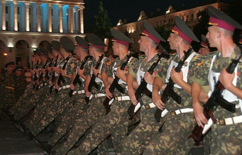 Підрозділ ЗСУ може взяти участь у параді до Дня незалежності Молдови / Фото: mil.gov.ua
