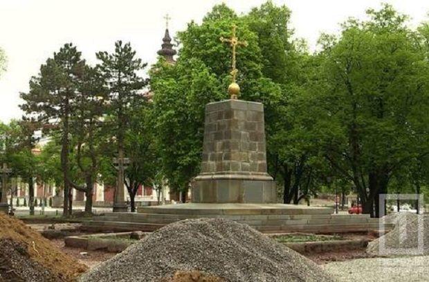 Церковь была уничтожена большевиками / Фото: 1tv.kr.ua