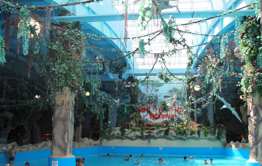 аквапарк / plus.google.com/+MikhailMikhailw