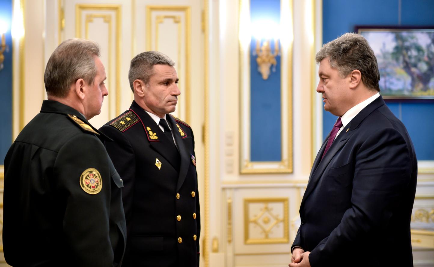 Воронченко / president.gov.ua