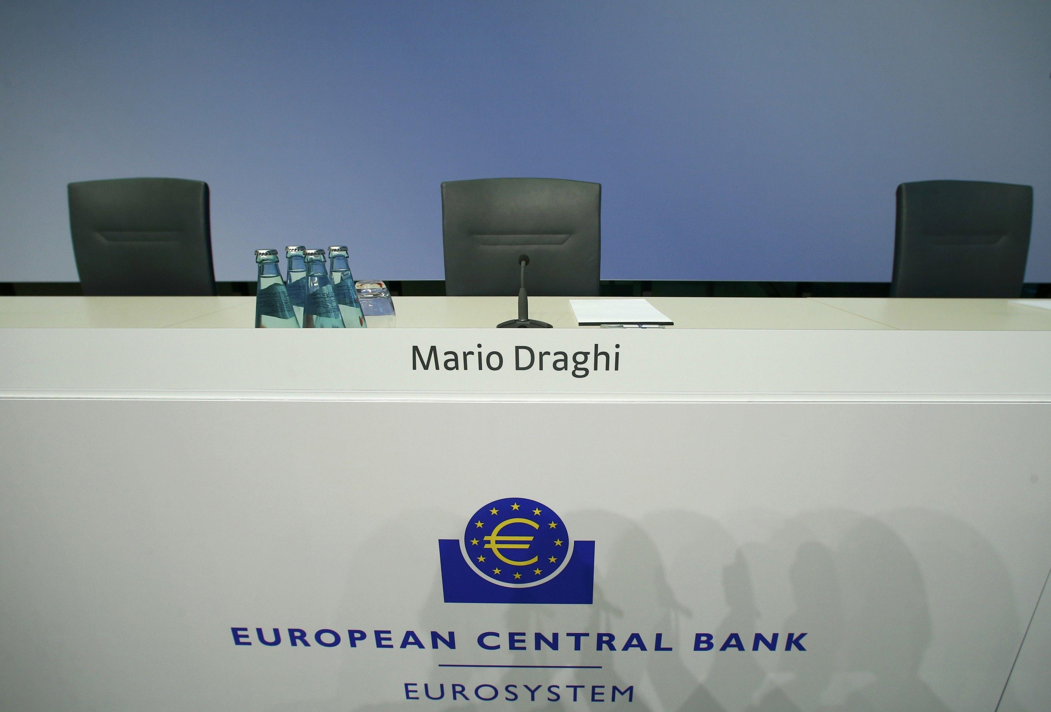 ЕЦБ поднял прогноз поросту ВВП еврозоны