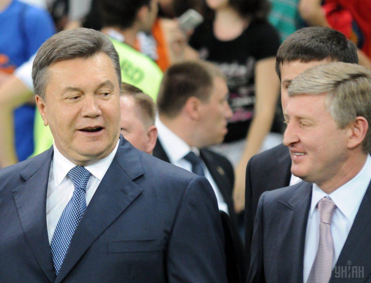 Янукович сталкивался сАхметовым 22февраля 2014г попути вКрым
