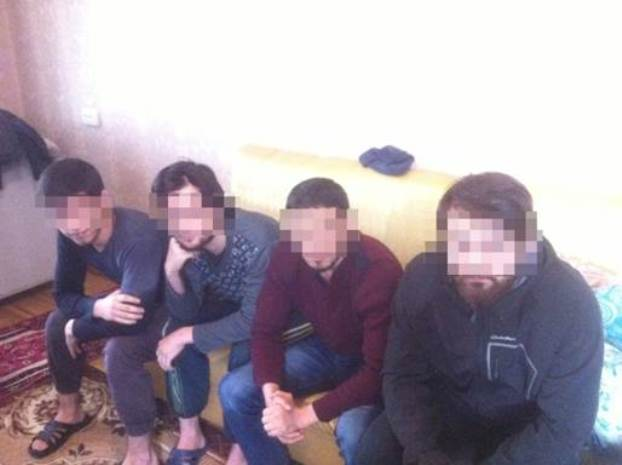 Екстремісти з країн пострадянського простору прямували до Сирії / Фото sbu.gov.ua