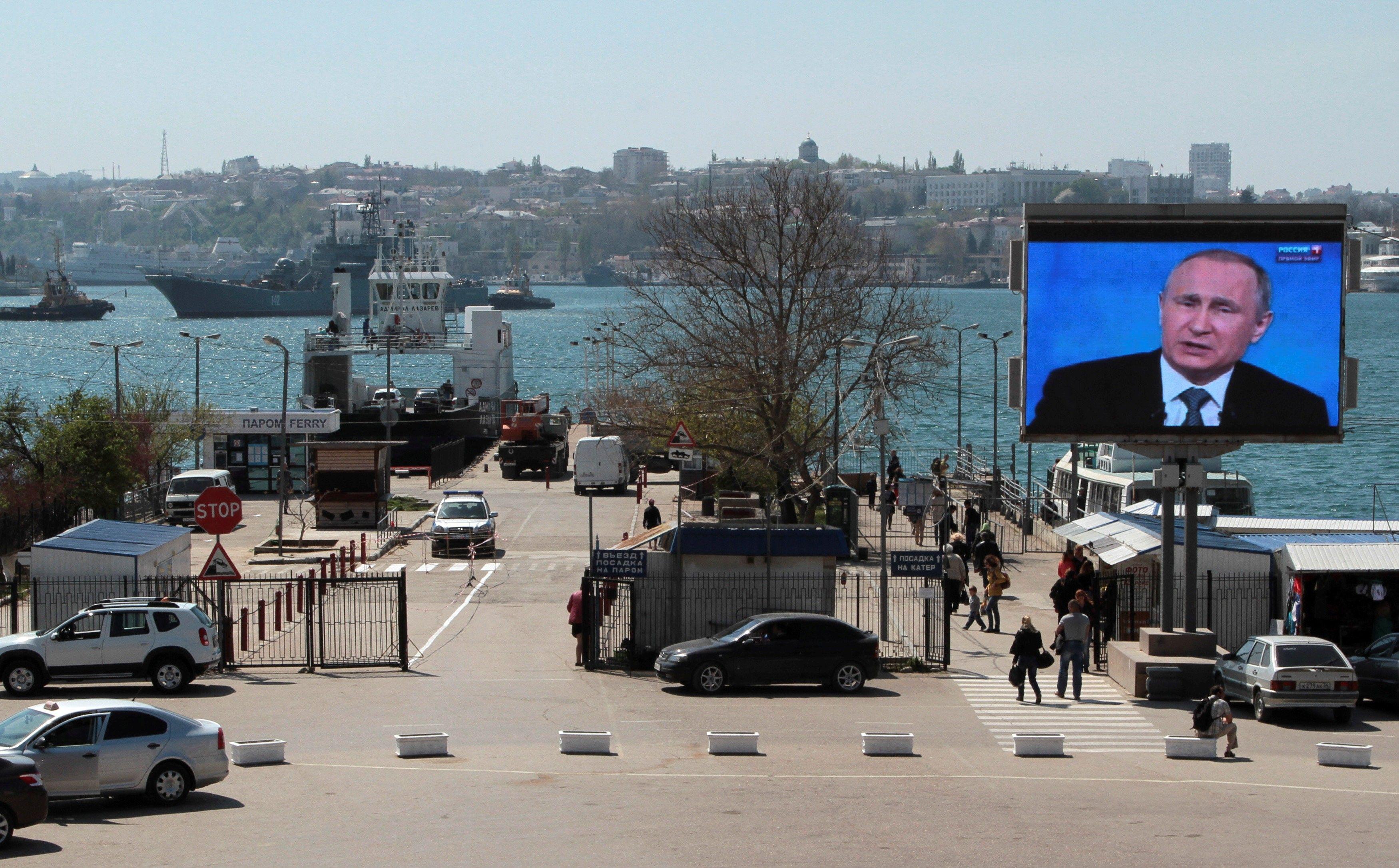 Окупований Крим, ілюстративне фото / REUTERS