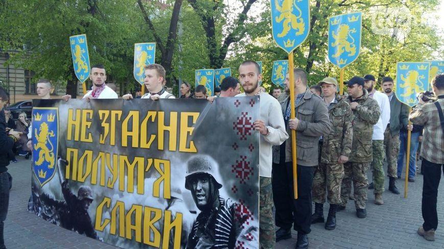 У Львові відбувся традиційний Парад вишиванок