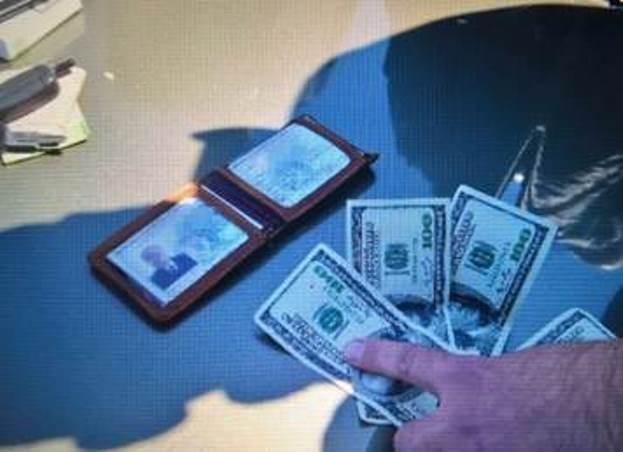 Подполковник оценил содействие в сокрытии фактов нарушения налогового законодательства в $1 тысячу / Фото sbu.gov.ua