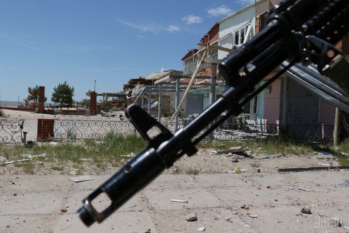 Разведка зафиксировала ротацию военной техники российских наемников / Фото УНИАН