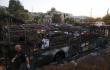 Підрив автобуса в Єрусалимі <br> REUTERS