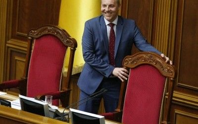 Rada Speaker Andriy Parubiy: Ukraine was always losing because of internal confrontation rather than external aggression title=