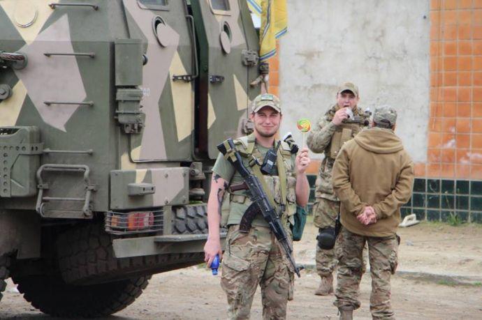 Азов, Одесса / Фото Украинская правда