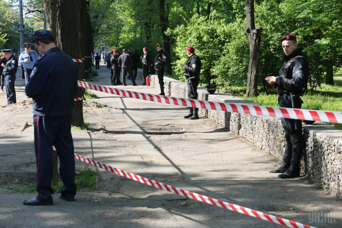 Одесса, полиция / Фото УНИАН