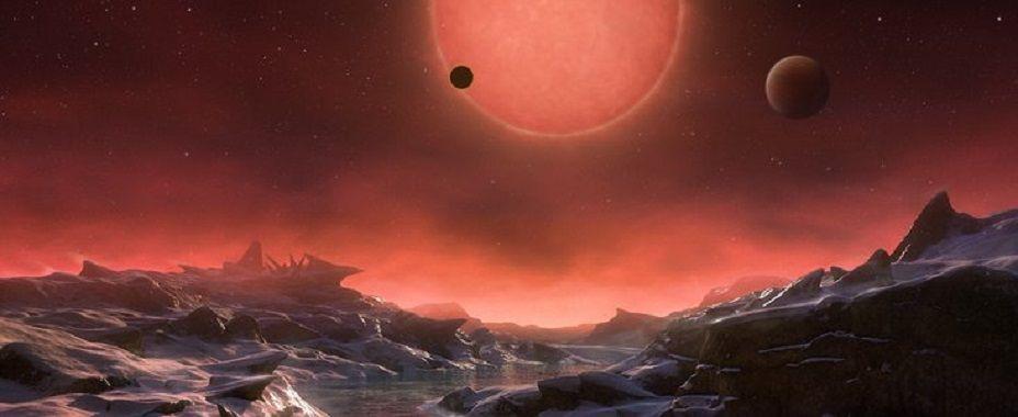 Вчені відкрили три потенційно придатні для життя планети