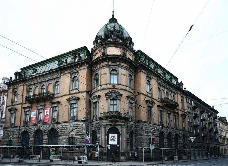 Музей етнографії та художнього промислу у Львові / Фото wikimedia.org