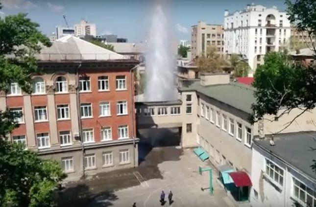 фонтан / скриншот
