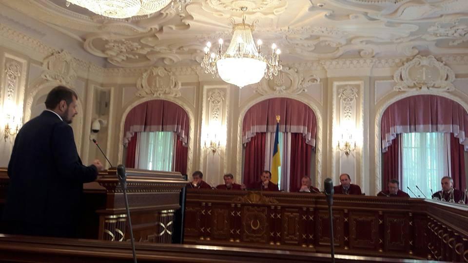 Верховный суд счел неправомерным разрешение на арест Мосийчука / facebook.com/igor.mosijcuk