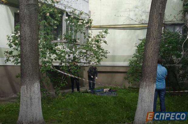 журналист, самоубийство, Киев / espreso.tv