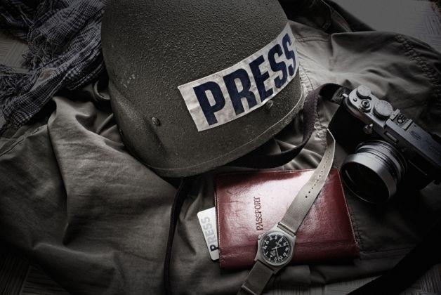 Журналисты сделали заявление / pressemblem.ch