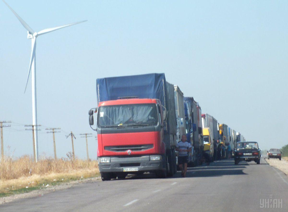 Молдова официально ограничила импорт украинских товаров