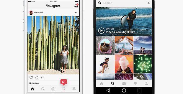 Instagram провів кардинальний редизайн і став чорно-білим