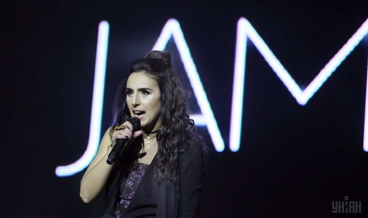 Джамала / Фото УНИАН