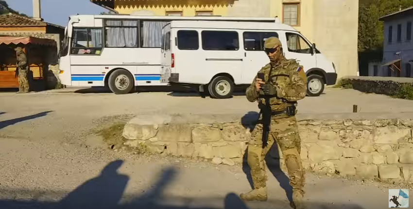 обыски, татары / Скриншот