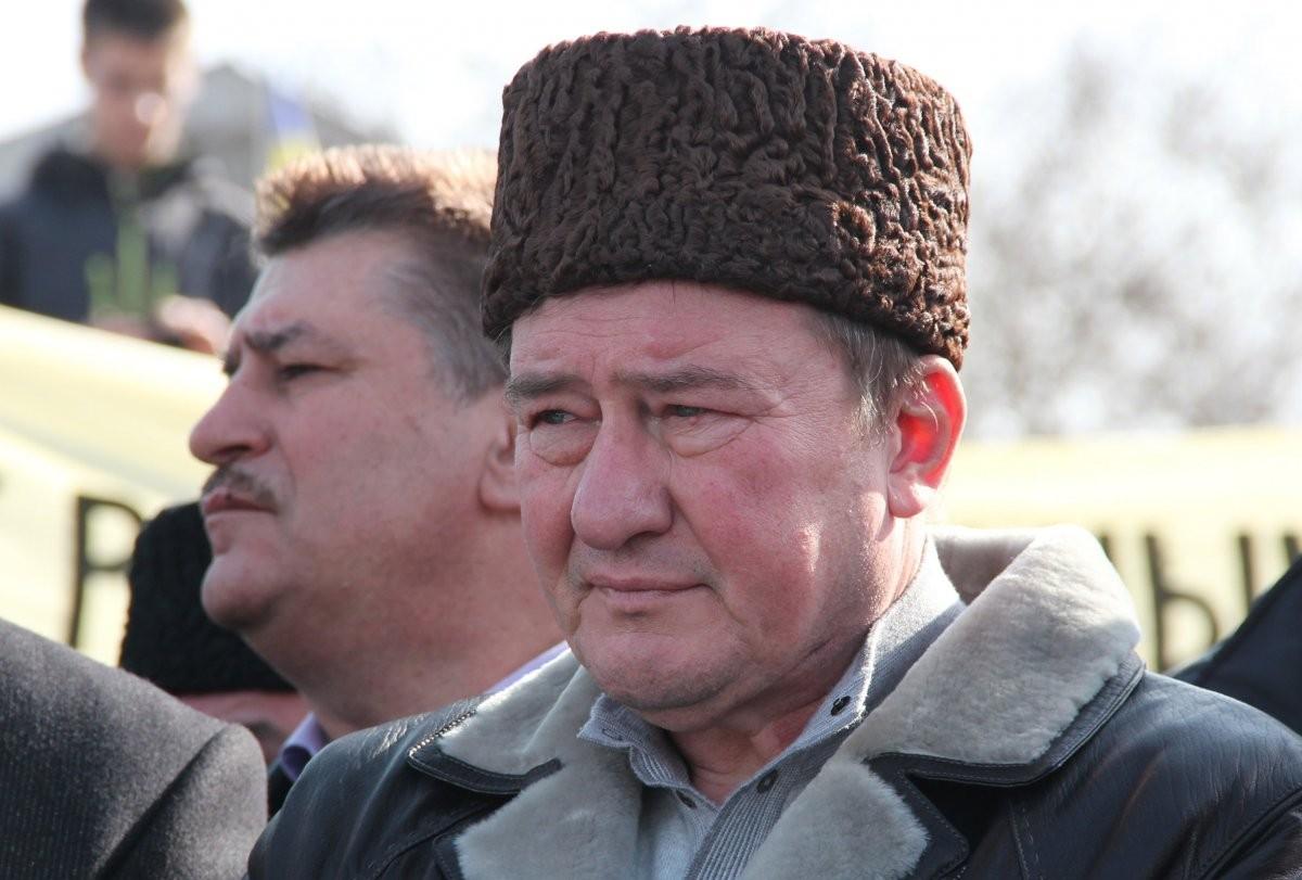 ільмі умеров / Фото УНІАН