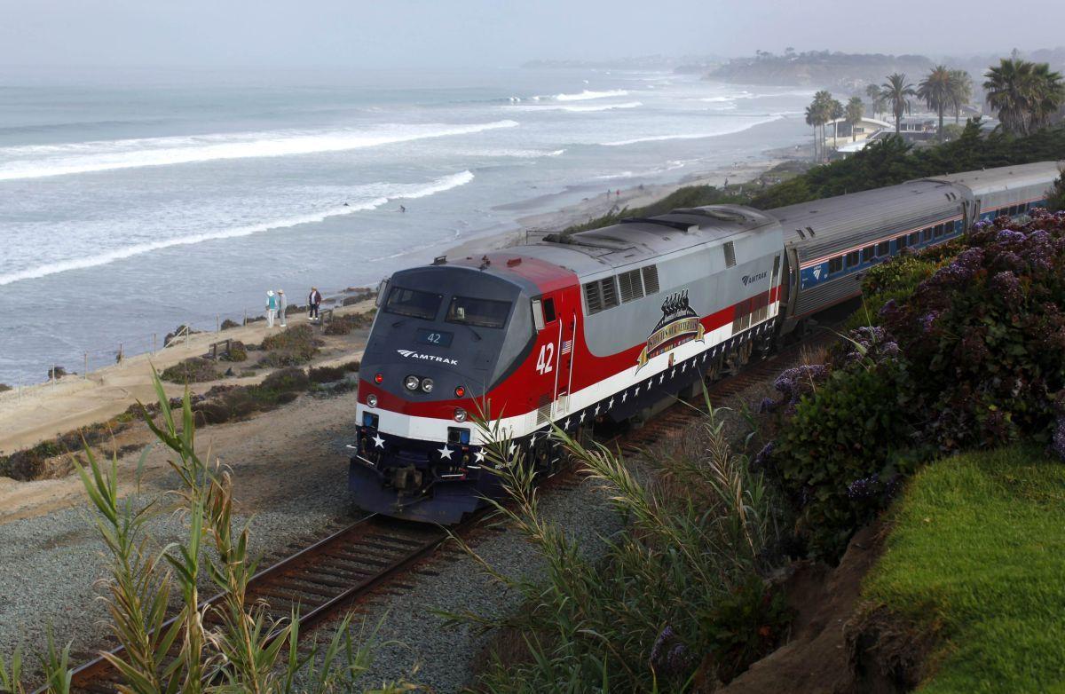 Вице-президент США поведал озакупке высокоскоростных поездов на $2,5 млрд