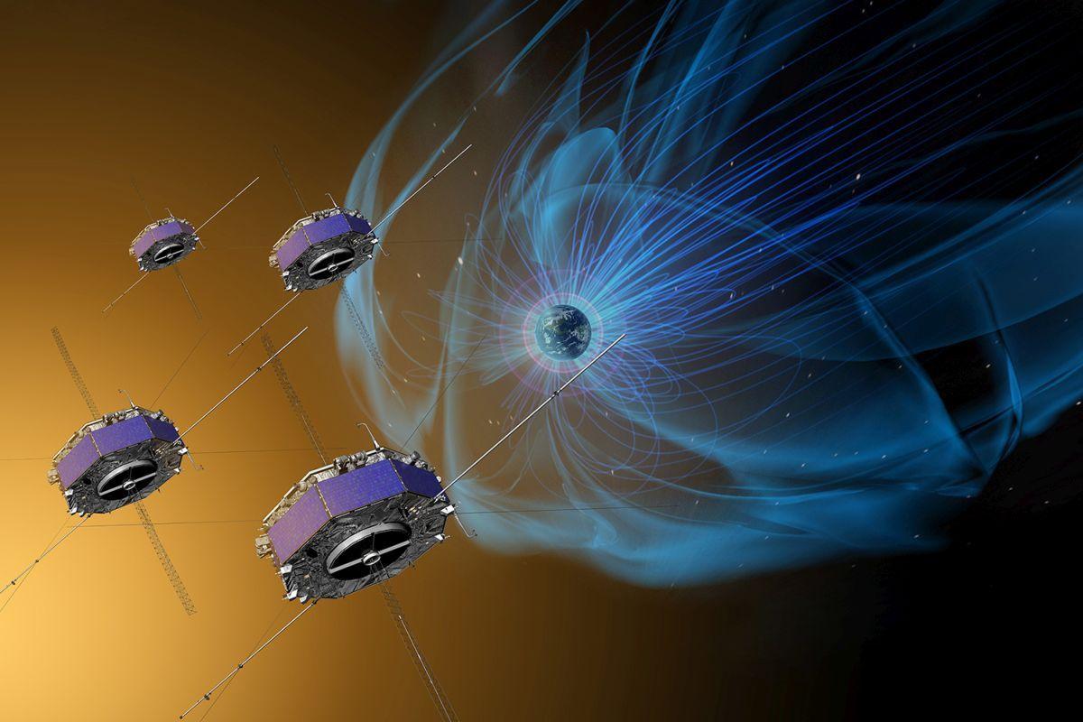 NASA впервые непосредственно наблюдало «фундаментальный процесс природы»