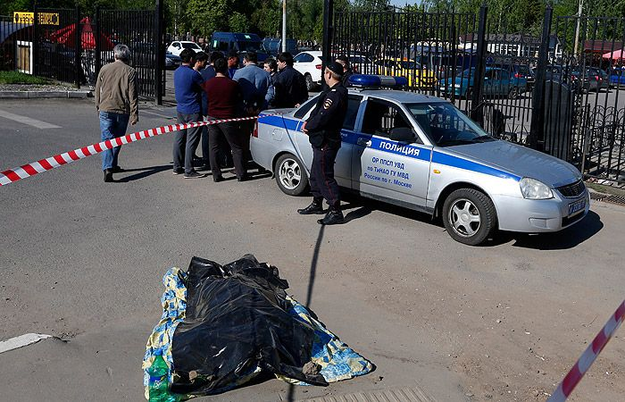 В массовой драке 3 человека погибли, еще 26 пострадали, но 3 от госпитализации отказаилсь / ria.ru