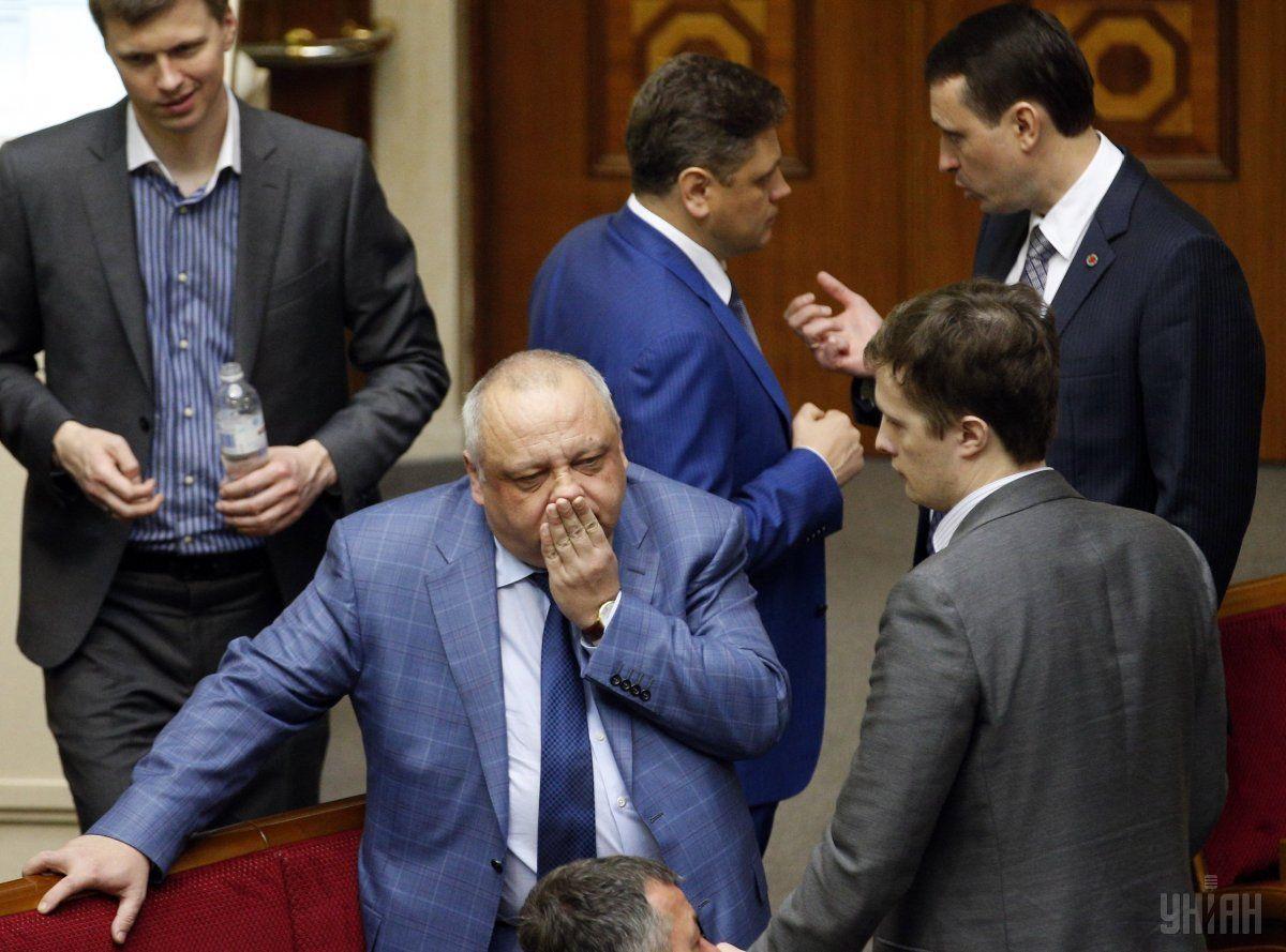 Игорь Грынив заявил, что готов быть прозрачным, если бы это