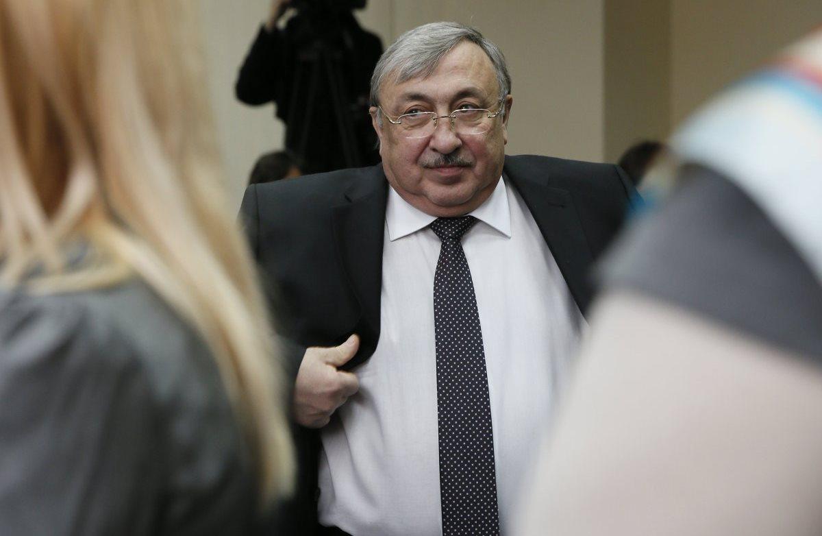 По данным следствия, Татьков находится на лечении за пределами Украины / Фото УНИАН