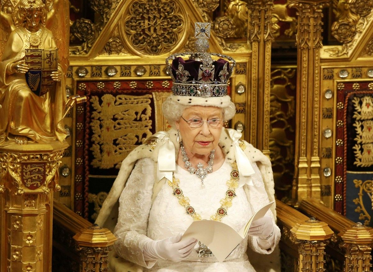 Королева Єлизавета / REUTERS