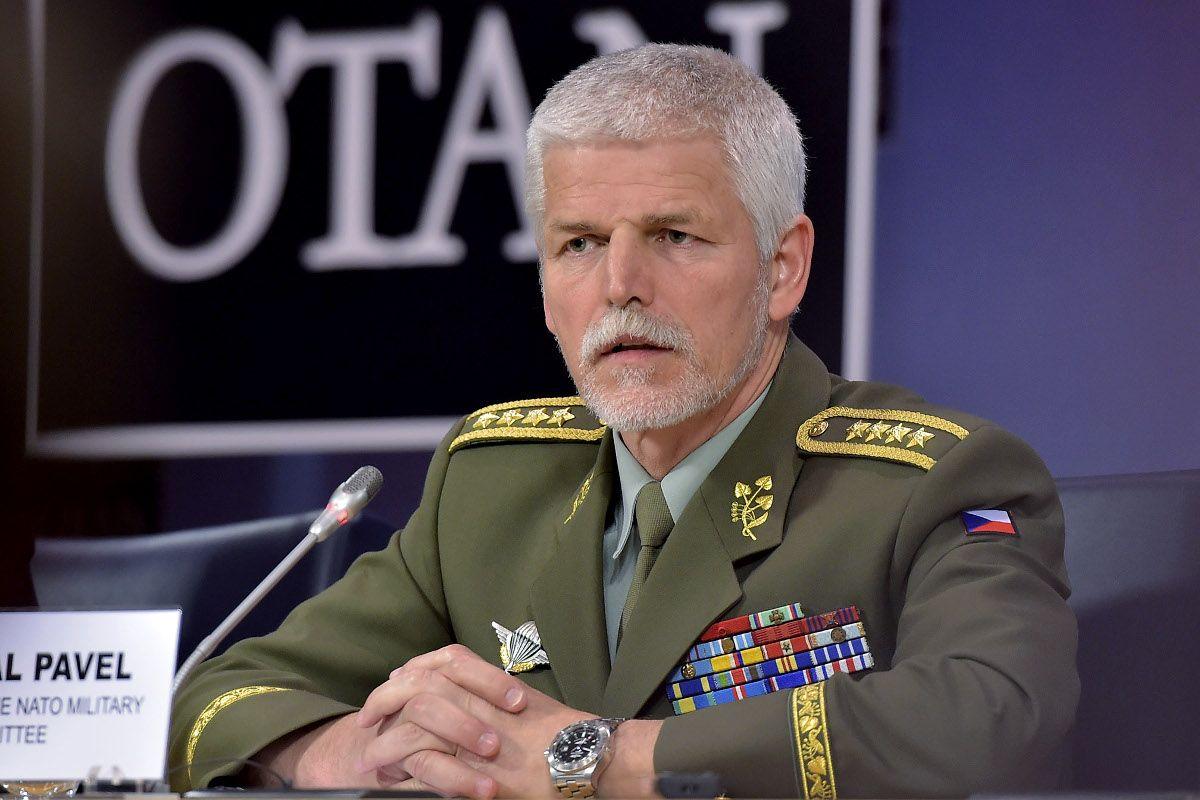 Председатель военного комитета НАТО Петр Павел / Фото NATO