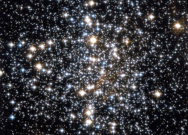 Астрономи виявили групу зірок, які швидко старіють