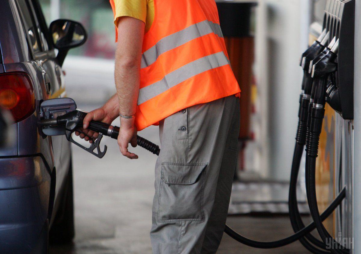 Украина сократила импорт нефтепродуктов на 26%