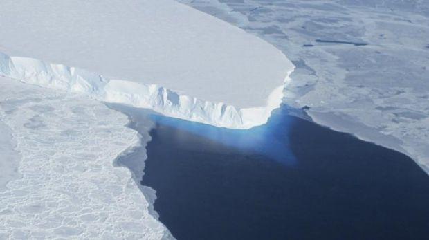 Таяние одного из крупнейших ледников мира приведет к повышению глобального уровня моря