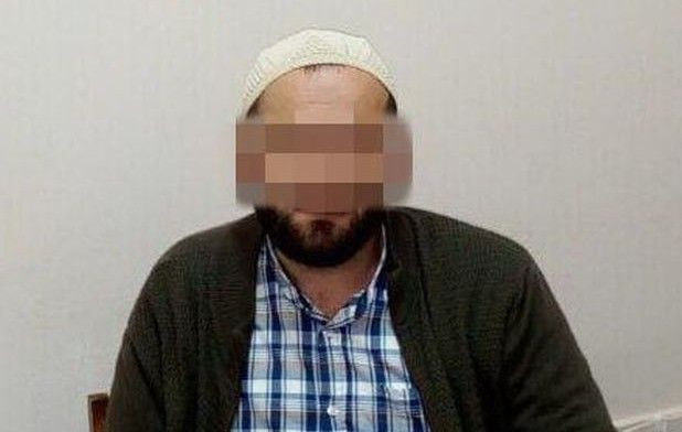 террорист / ssu.gov.ua/sbu