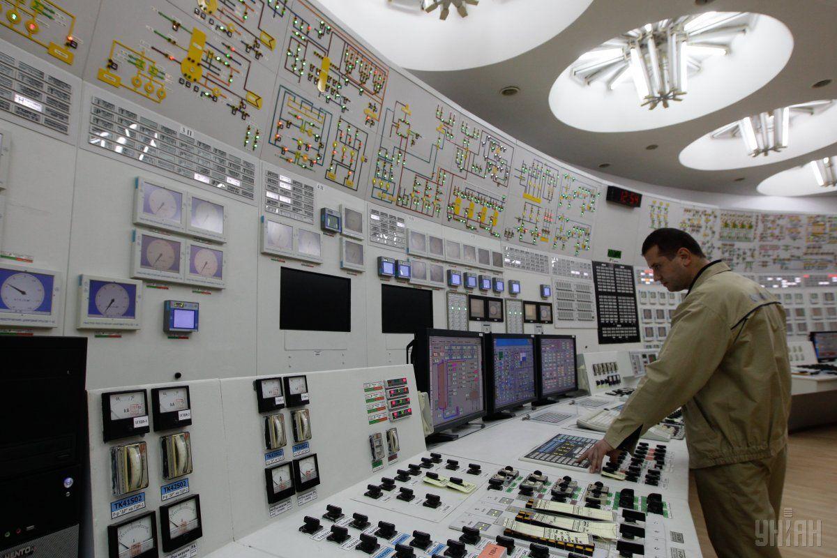 2-ой энергоблок Южно-Украинской АЭС из-за ошибки персонала отключен отэнергосистемы