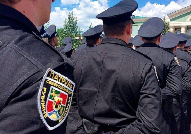 полиция, Луганская область / npu.gov.ua