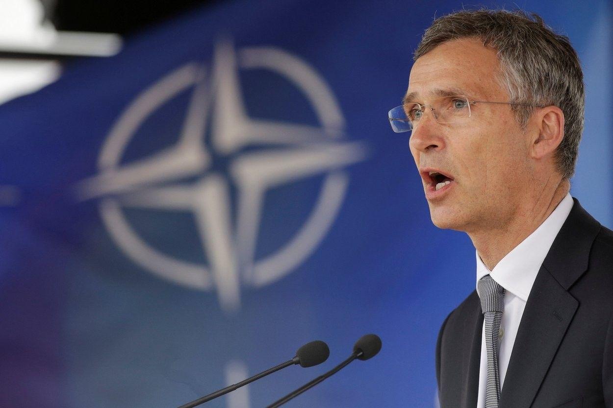 Йенс Столтенберг: закибератаками настраны НАТО стоит РФ