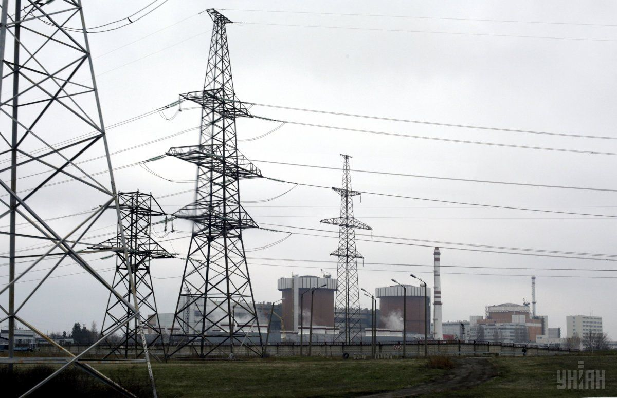 Южно-Українська АЕС після усунення порушень підключила до мережі третій енергоблок