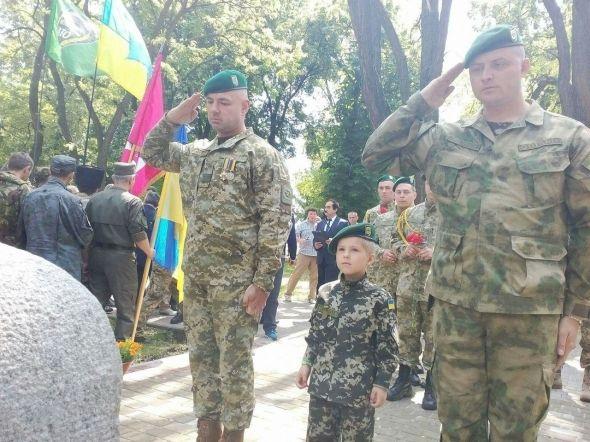памятник АТО / Gazeta.ua