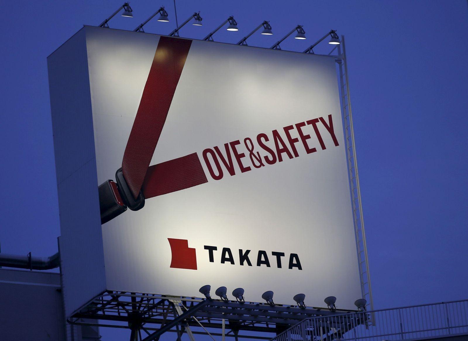 ВЯпонии из-за подушек Takata отзовут еще 7 млн авто