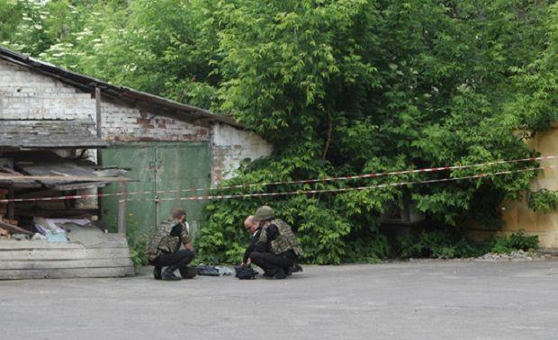 Фото МВД в Ривненской области