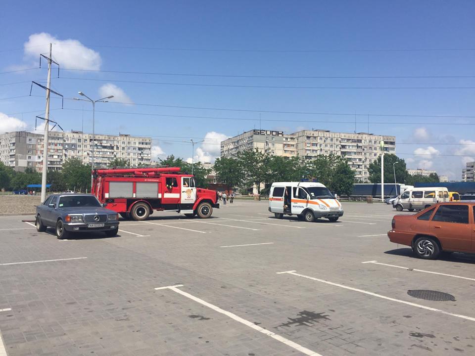 эвакуация, минирование, Мариуполь / Фото Новости Донбасса